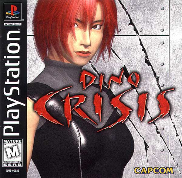 Dino Crisis [U] Front Cover
